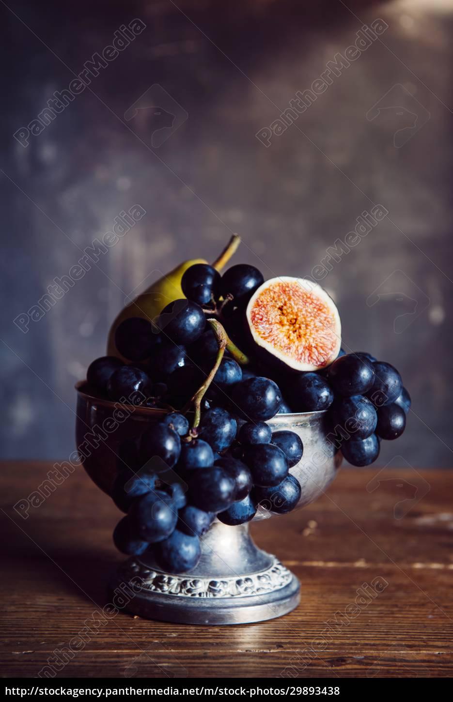 stillleben, mit, früchten - 29893438