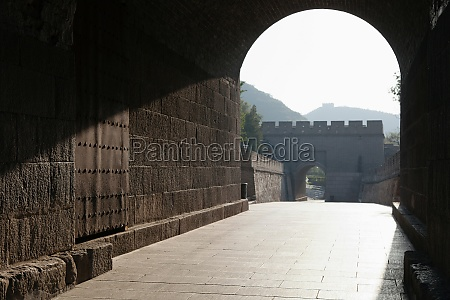 archway, on, great, wall, of, china - 29903783