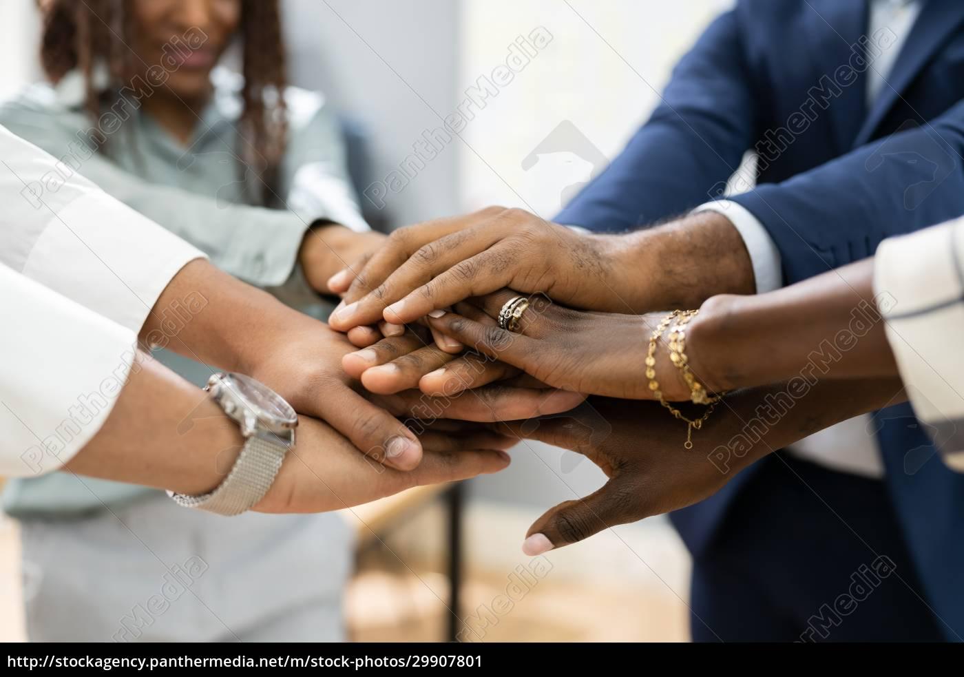african, business, team, hands - 29907801