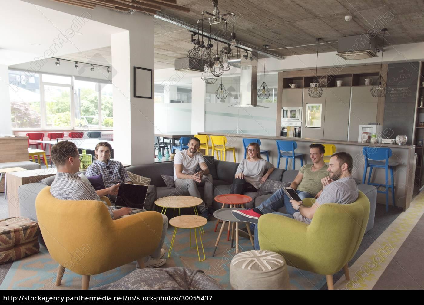 team, meeting, and, brainstorming - 30055437