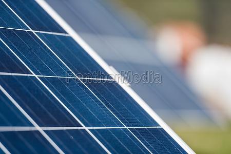 solarzellenanlage