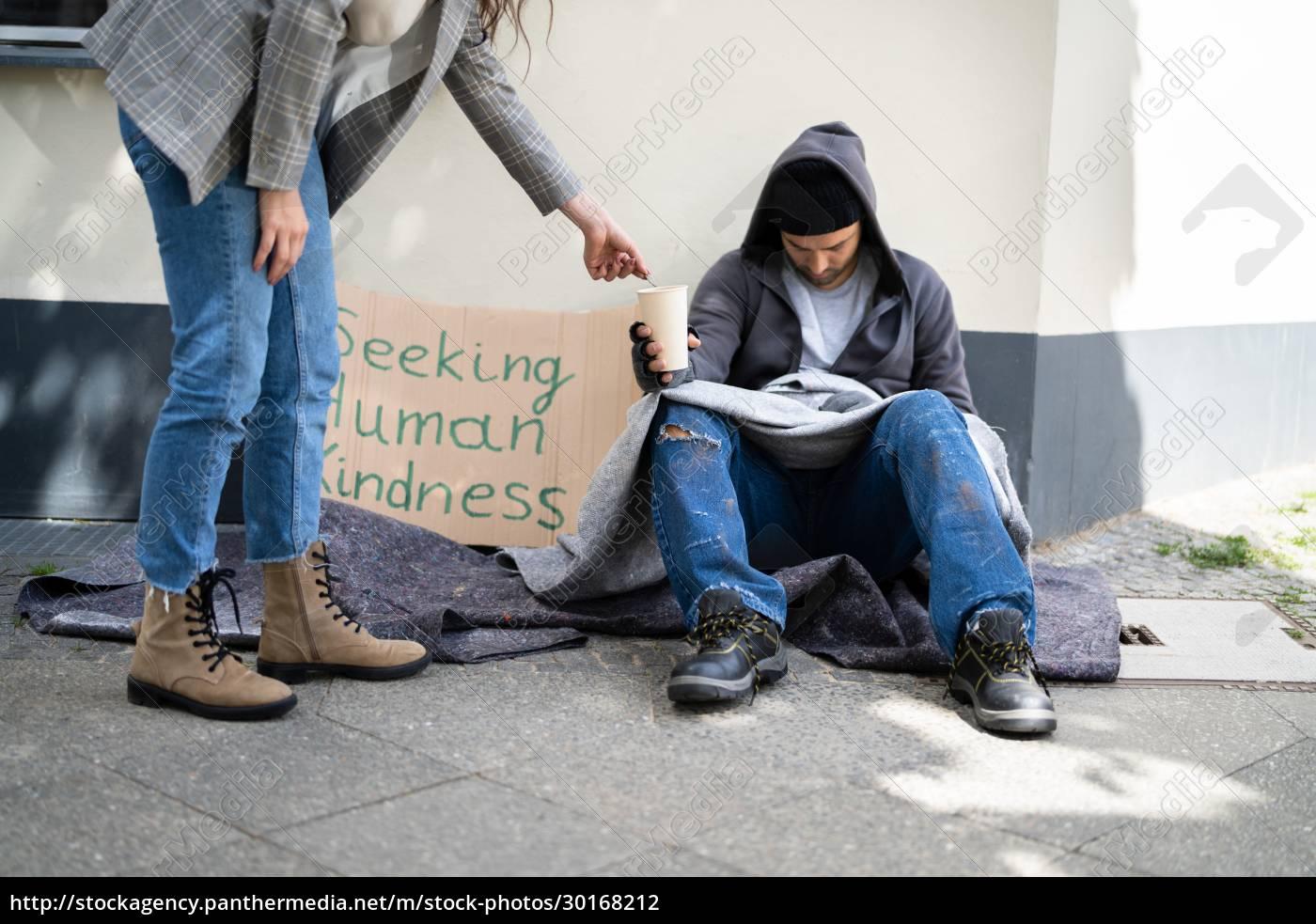 coin, money, help, for, beggar, person - 30168212