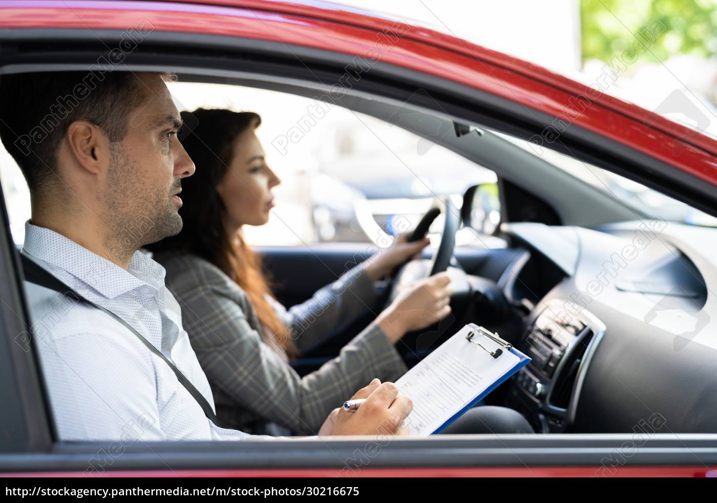 driving, license, lesson, or, test - 30216675