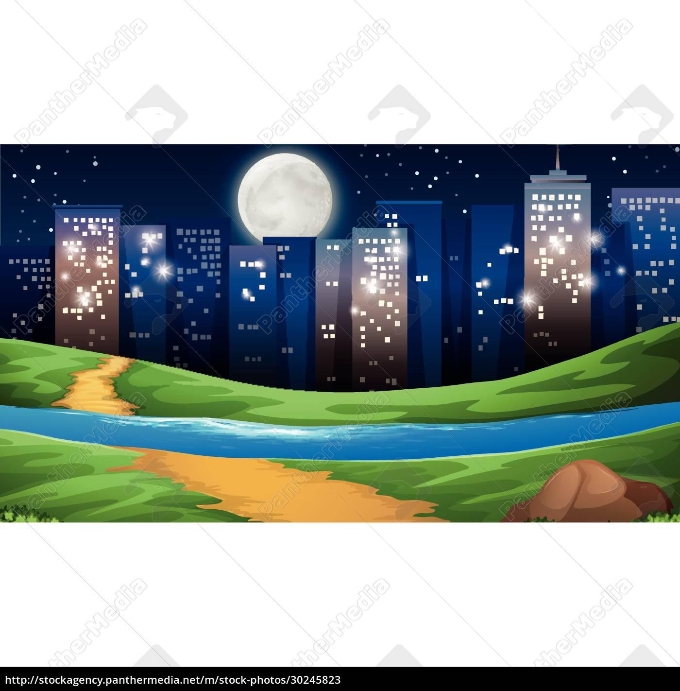 nature, scene, landscape, template - 30245823