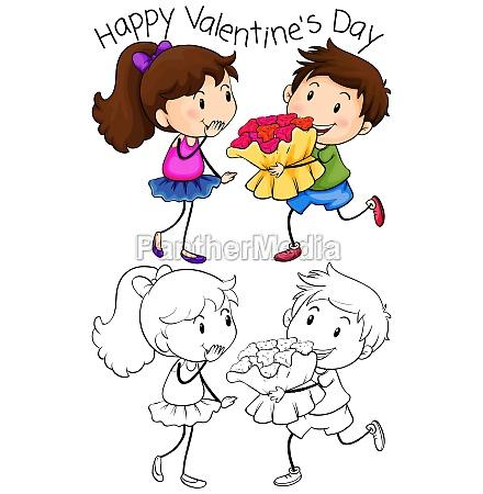 happy, valentine's, day, graphic - 30371227