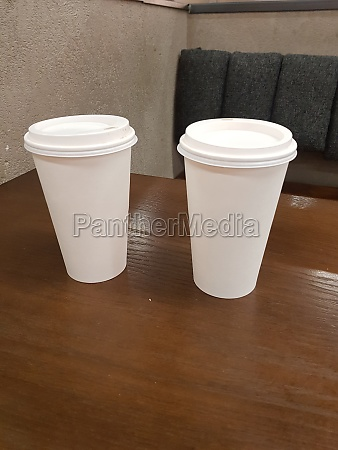plastic, garbage, cup, to, take, away - 30456141