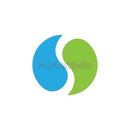 yin, yang, vector, icon, design, illustration - 30572651