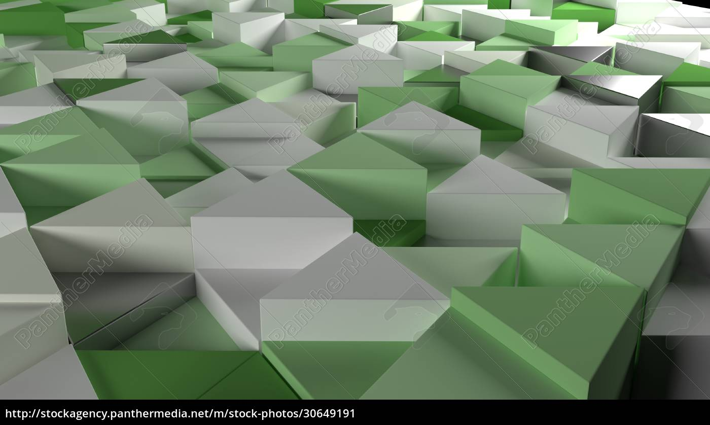 3d, geometric, abstract, background - 30649191
