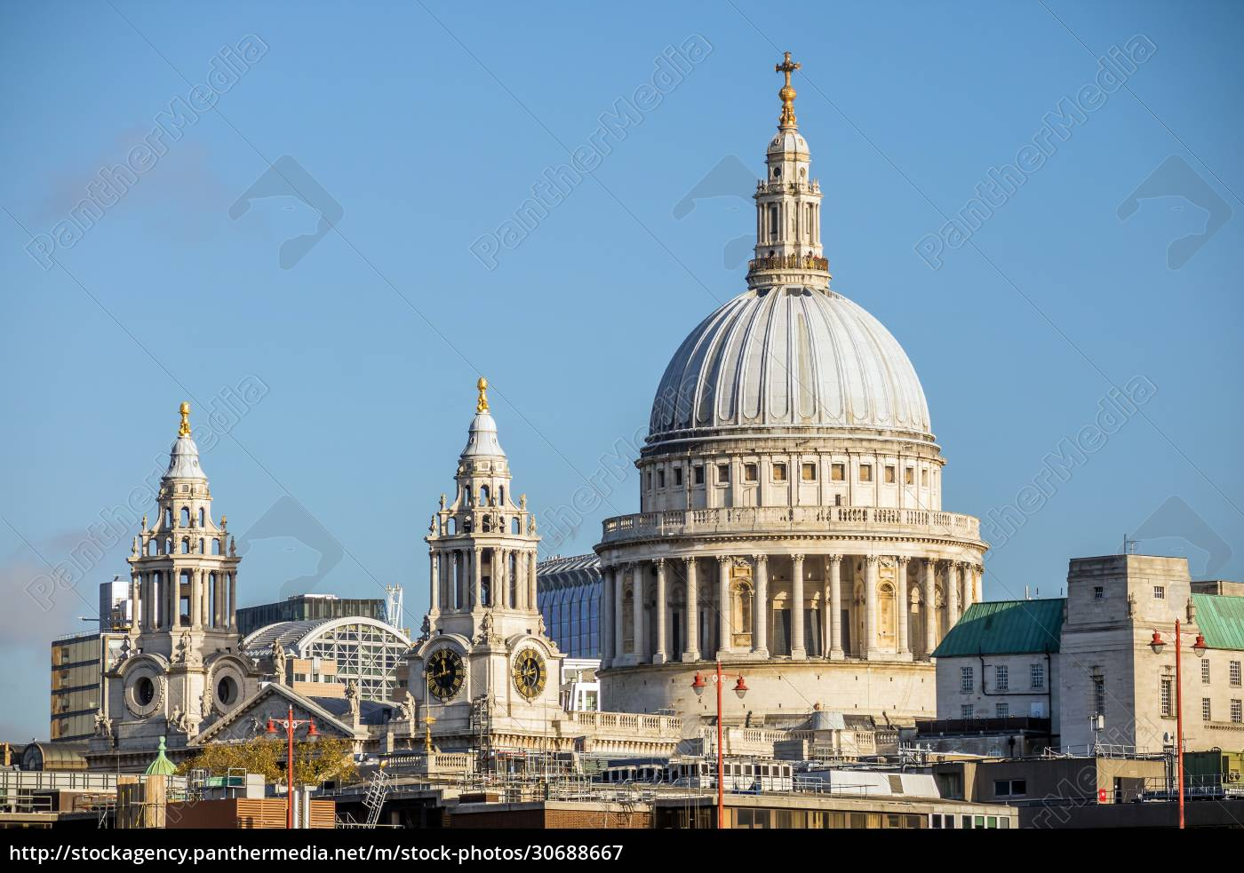 st, pauls, cathedral, in, london - 30688667