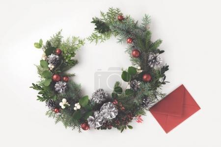 niemand festlich gruss gluecklich urlaub weihnachten