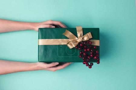 geschenk feier weihnachten dekoration dekorative festlich