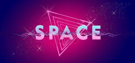 farben dreieck vektor hintergrund horizontale illustration