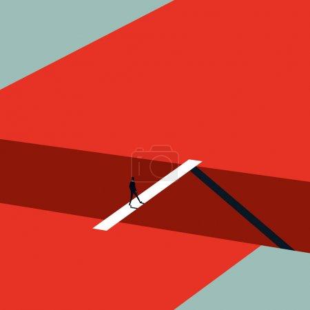 Vektor, Hintergrund, Illustration, Unternehmen, Kunst, Menschen - B342645736