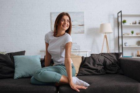Freizeit, Pause, schön, glücklich, Mädchen, Lächelnd - B330644140