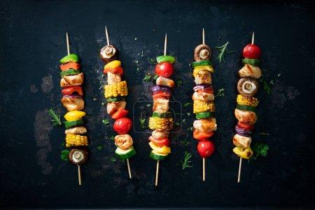 Hintergrund, frisch, Fleisch, Lebensmittel, Holz, Kochen - B377032736