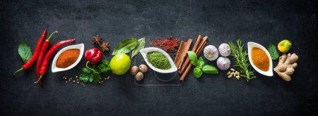 Tisch, Hintergrund, Ingwer, Blätter, Lebensmittel, Küche - B192917744