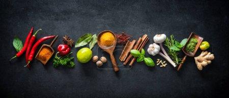 Tisch, Hintergrund, Ingwer, Blätter, Lebensmittel, Küche - B192917748