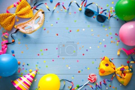 Farbe, Spaß, Unterhaltung, blau, Hintergrund, farbenfroh - B139880260