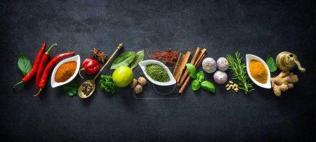 Tisch, Hintergrund, Ingwer, Blätter, Lebensmittel, Küche - B156864742