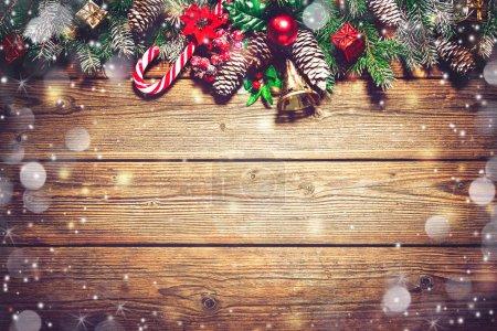 Tisch, grün, Hintergrund, glänzend, Feier, Weihnachten - B131842768