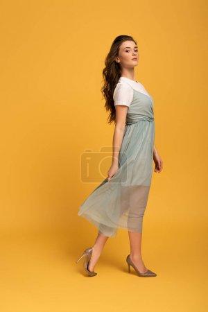 Schön, Eleganz, Mädchen, jung, Erwachsene, Gesundheit - B356442940