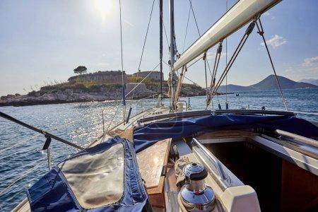 Verfolgung, blau, Luxus, Urlaub, Reise, Freiheit - B335681976