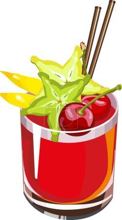 grün, Farbe, Spaß, Rot, Vektor, Hintergrund - B8744383