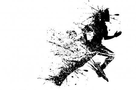 sport aktivitaet wettbewerb weiss vektor hintergrund