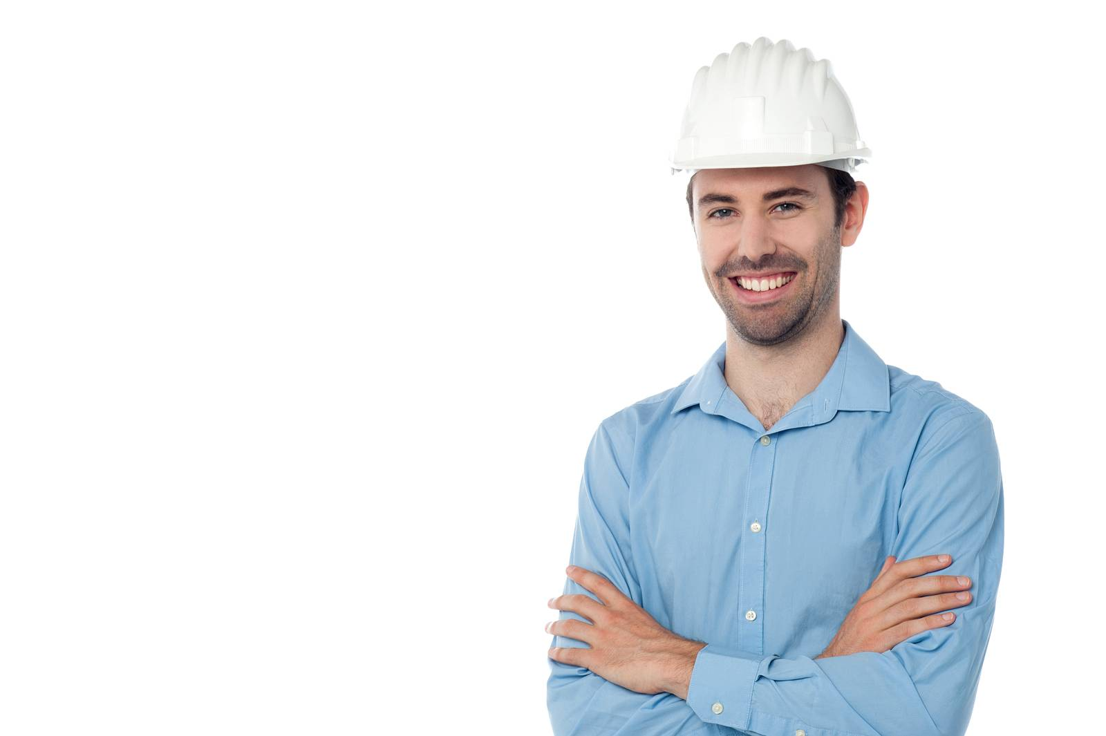architect, arms crossed, arms folded, caucasian, civil, engineer - D15002002