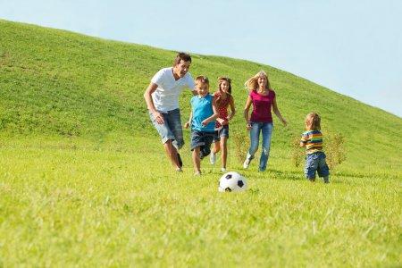 Freizeit, grün, Spaß, Konzern, Ball, Tag - B27504501