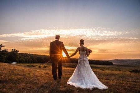 gelb liebe romantik frauen maenner landschaft