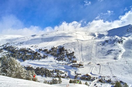 himmel reise landschaft schnee winter berge