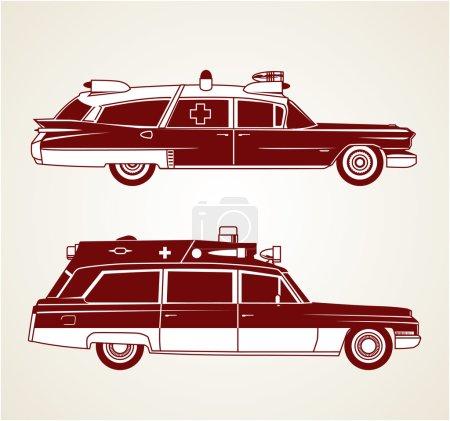 Rot, Seite, Kunst, Fahrzeug, Verkehr, Medizin - B47030155