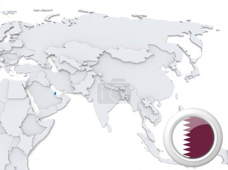 Hintergrund, Grafik, Welt, China, RUSSLAND, Karte - B31352961