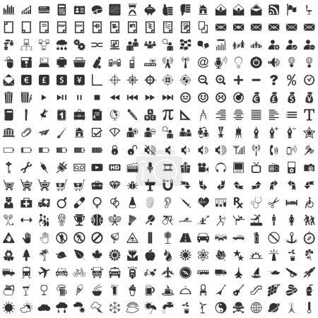 vektor computer grafik element illustration design