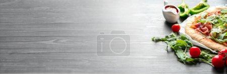 Tisch, Hintergrund, Objekt, niemand, Design, Kopie - B246113252