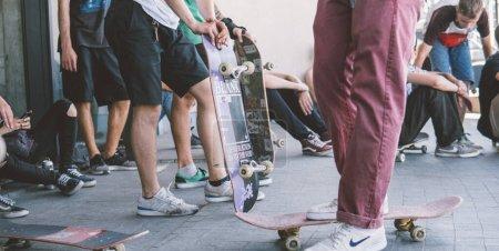 Sport, Freizeit, Spaß, Tag, Jung, Sommer - B381649648