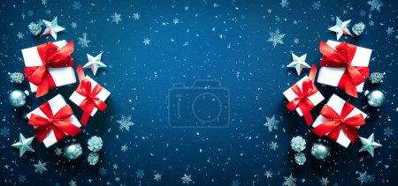 Hintergrund, Ball, Rudel, Geschenk, Luxus, glänzend - B404196788