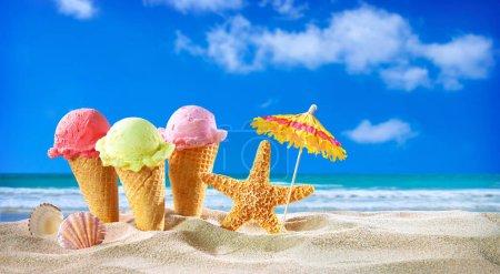Farben, weiß, blau, Hintergrund, Himmel, Urlaub - B381868716