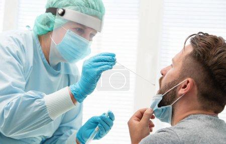 Ausrüstung, Menschen, Gesundheit, Atemwege, medizinisch, Kehle - B400904164