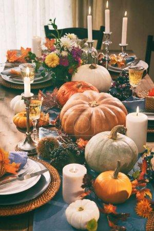 Tisch, Feier, Tag, Dekoration, Veranstaltung, glücklich - B412556202