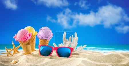 Farben, weiß, blau, Hintergrund, Himmel, Urlaub - B381868680