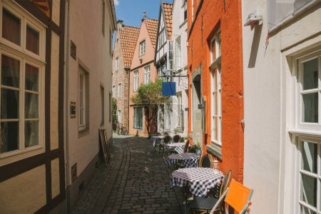 reise, sommer, restaurant, europäisch, architektur, stadt - B210474942