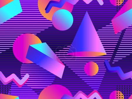 spiel sphaere dreieck vektor gestreift hintergrund