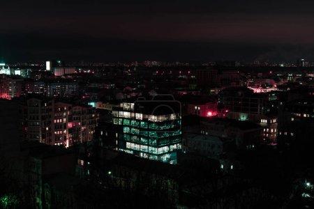 grün, Licht, Rot, niemand, Himmel, hell - B231201916