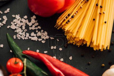 Hintergrund, niemand, Frisch, ungekocht, roh, Lebensmittel - B399748366