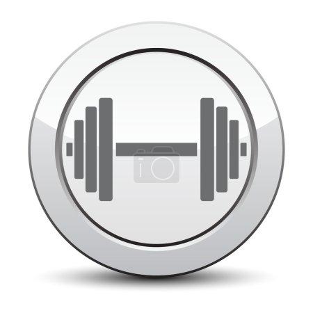 Sport, Vektor, Illustration, isoliert, Ausrüstung, Zeichen - B81085870