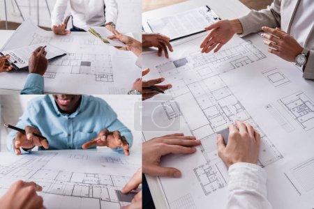 Geld, Unternehmen, Menschen, Hände, Männer, Büro - B437810332