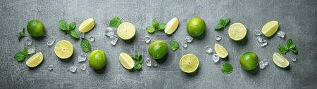 grün, Hintergrund, horizontale, Design, Stein, hell - B476478338