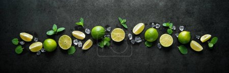 grün, Hintergrund, horizontale, Design, hell, Partei - B476478306